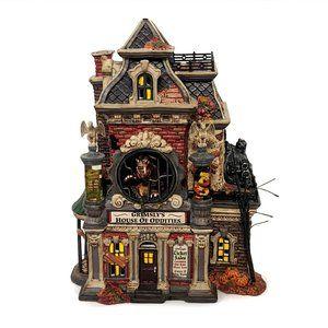 Grimsley's House of Oddities Dept 56 Figurine
